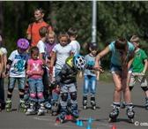 Фотография в Спорт Спортивные школы и секции Первая профессиональная школа роллер спорта в Омске 220