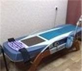 Foto в Красота и здоровье Медицинские приборы Продам кровать массажную Нуга Бэст в отличном в Челябинске 60000