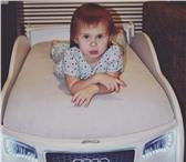 Фото в Для детей Детская мебель Предлагаем новую кроватку в форме машинки в Екатеринбурге 12700