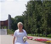 Изображение в Одежда и обувь Свадебные платья продаю свадебное шикарное платье размер 48 в Нижнем Новгороде 10000