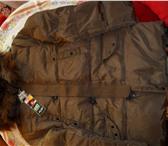 Foto в Одежда и обувь Мужская одежда Продаю новый мужской пуховик коричневого в Екатеринбурге 17500