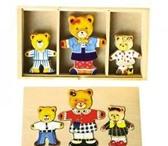 Foto в Для детей Детские игрушки Семья медведейЭтот набор представляет собой в Воронеже 352