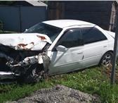Фото в Авторынок Аварийные авто карина 1,8л, автомат, литье. двигатель 7aFE в Барнауле 90000