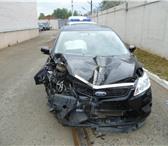 Фотография в Авторынок Аварийные авто продаю форд фокус-2 черный хэтчбек после в Ижевске 150000