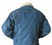 """Фотография в Одежда и обувь Мужская одежда Продам утеплённую джинсовую куртку Levi""""s в Сыктывкаре 4900"""