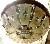 Фото в Мебель и интерьер Светильники, люстры, лампы Самые выгодные цены на люстры и светильники в Губкинский 1260