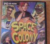Фотография в Компьютеры Игры Компьютерная игра Space Colony - это экономическая в Старом Осколе 200