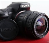 Фотография в Электроника и техника Фотокамеры и фото техника Продаю фотоапарат Sony Alpha dslr-A300 и в Самаре 15 000