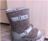 Изображение в Для детей Детская обувь валенки,25р-р ,по стельке 16см,очень тёплые!Верх в Кемерово 600