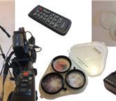 Изображение в Электроника и техника Видеокамеры Срочно продаю полный комплект для репортажной/постановочной в Уфе 80000