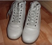 Изображение в Одежда и обувь Женская обувь зимние ботинки размер 37-38, натуральный в Москве 2000