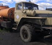 Фото в Авторынок Транспорт, грузоперевозки Топливозаправщик АТЗ -12м3 на шасси Урал в Тюмени 380000