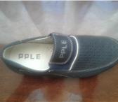 Фотография в Для детей Детская обувь Цвет тёмно-синий. Размер 26. Б/у в хорошем в Ярославле 800